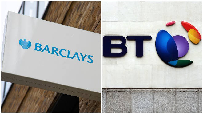 Barclays and BT have become the latest high-profile companies to distance themselves from the prince