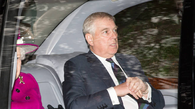 Prince Andrew has decided to step back from public life