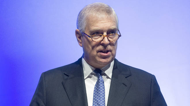 "Prince Andrew has retired from public duties for the ""foreseeable future"""