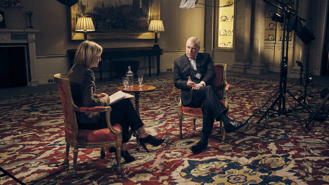 Prince Andrew's interview for Newsnight was described as a 'car crash'