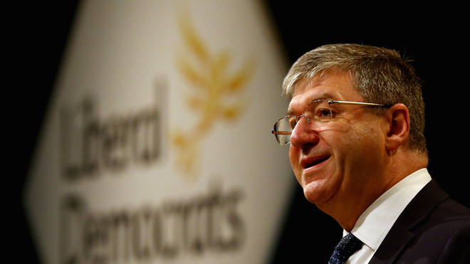 The Liberal Democrats' Alistair Carmichael