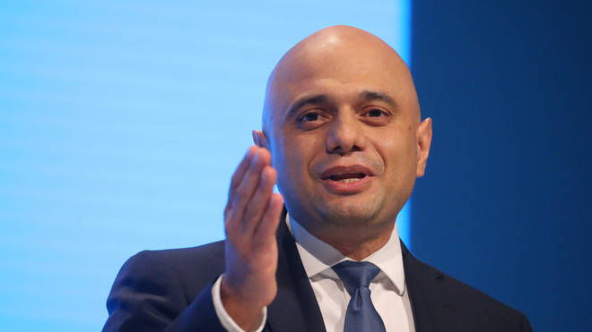 "The Chancellor Sajid Javid tells LBC Prince Andrew has ""done the right thing"" by stepping back from public duties."