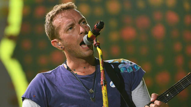 "Coldplay frontman Chris Martin said all future tours should be ""carbon neutral"""
