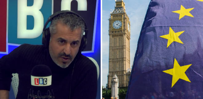 Maajid Nawaz on why Britian may never leave the European Union.