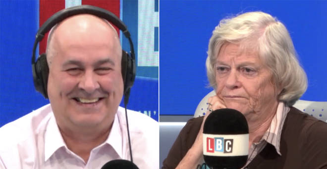 Iain Dale was told off by Ann Widdecombe