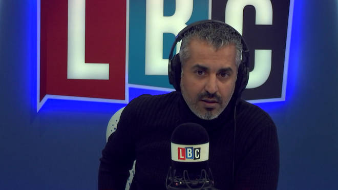 Maajid Nawaz questioned why we should have women-only carriages