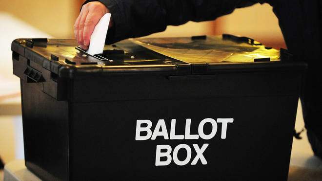 The general election is happening on December 12