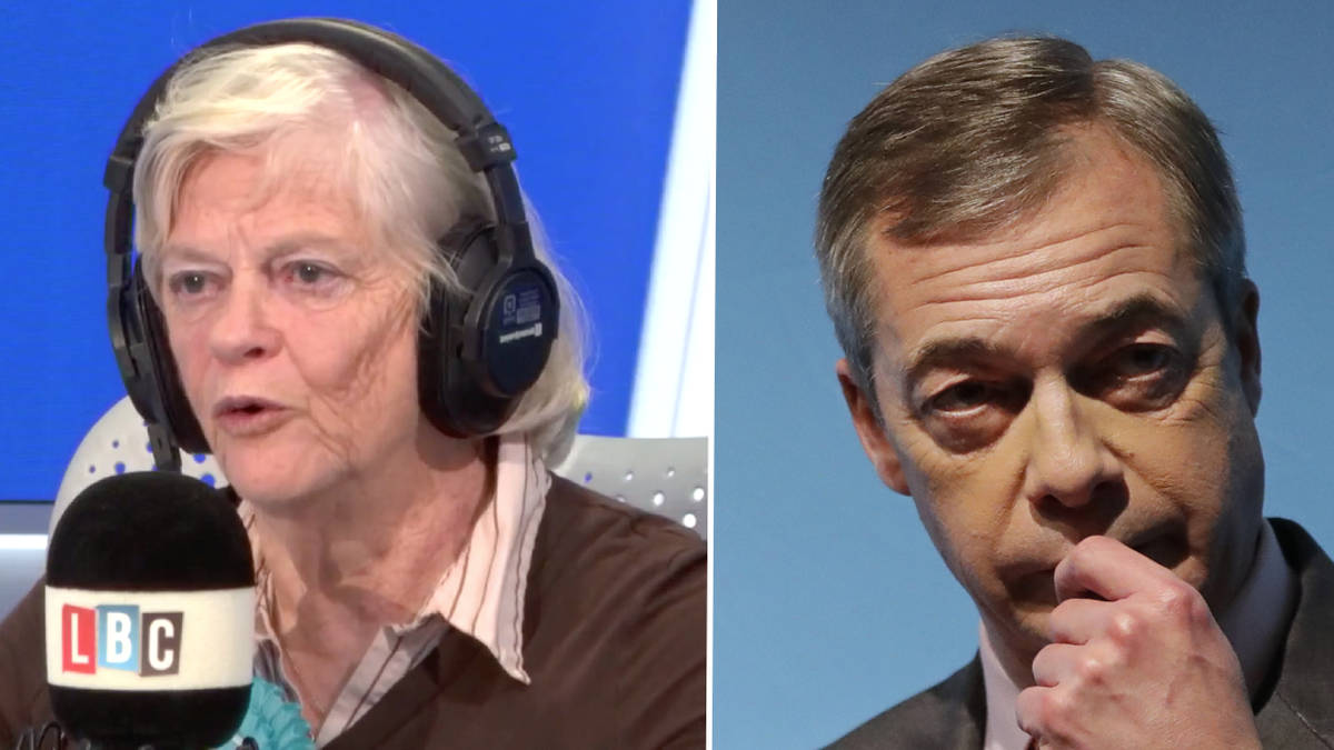 Ann Widdecombe can't give this caller one reason why he'd benefit from leaving the EU
