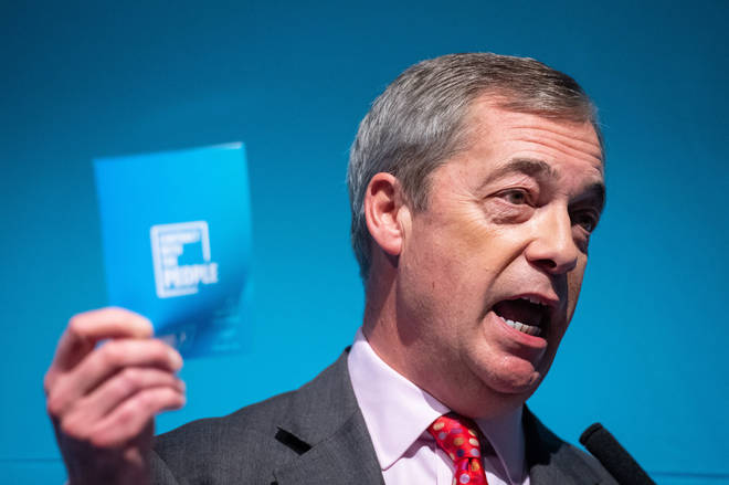 Mr Farage has long called for political reform