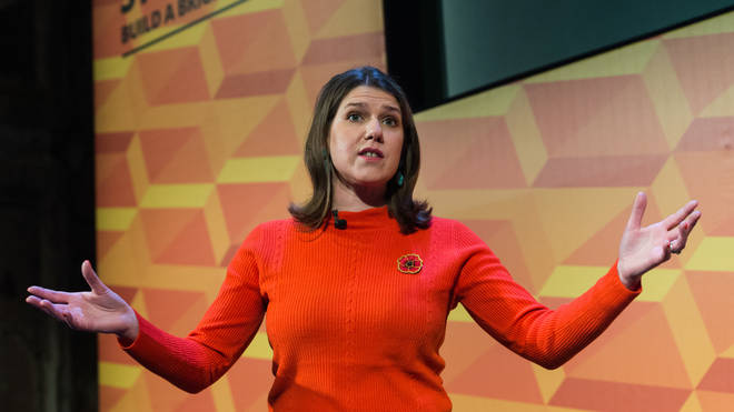 Jo Swinson was mocked for suggesting she could become PM