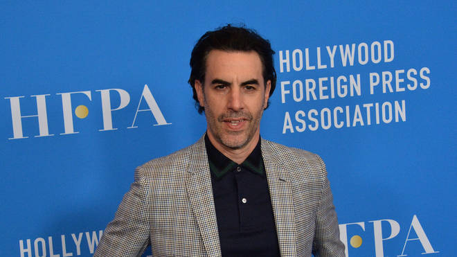 Sacha Baron Cohen made the comments during a speech in New York