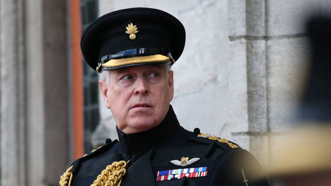 Royal expert explains just how significant a crisis the Prince Andrew scandal is