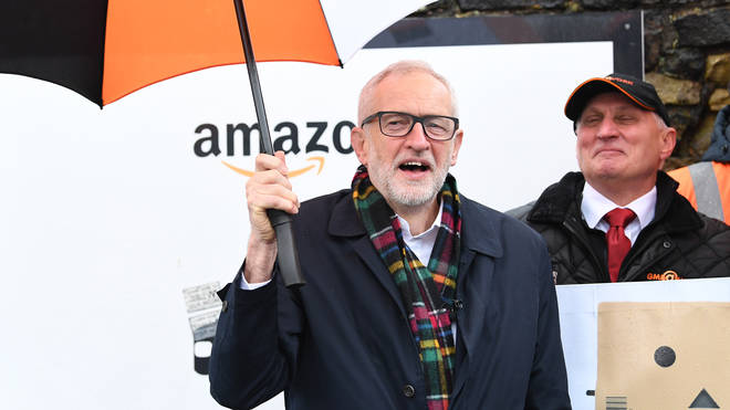 Jeremy Corbyn made the comments on a campaign visit to Sheffield