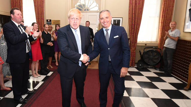 Boris Johnson and Sir Mark have both suggested returning UK nationals from Syria