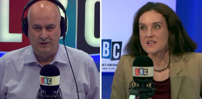 Iain Dale Theresa Villiers