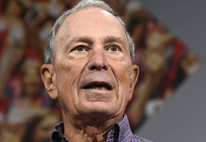 Michael Bloomberg joined the 2020 US presidential race