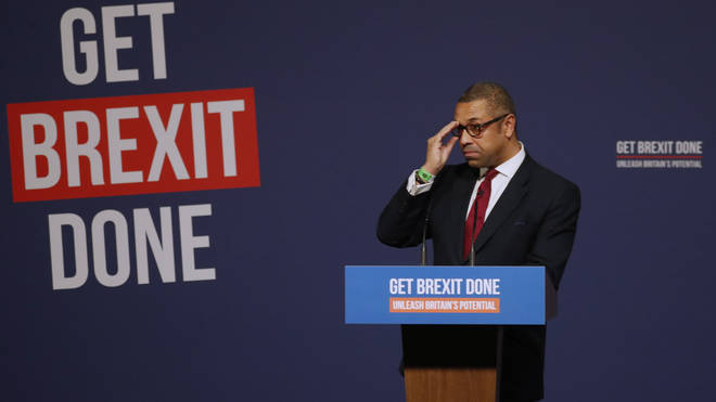 James Cleverly and his party would introduce an Australian-style points based immigration system