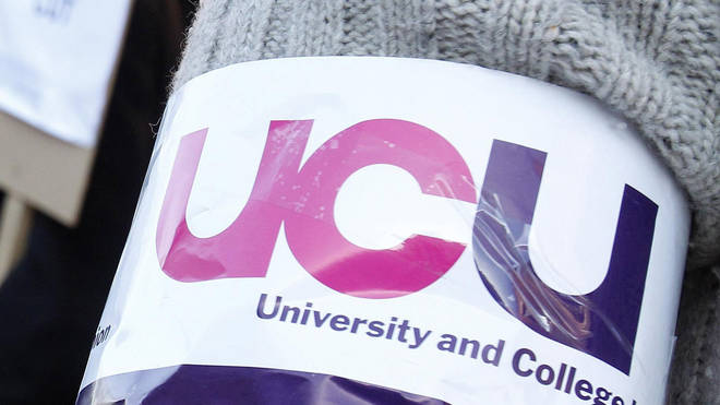Staff from the UCU will walk out for eight days