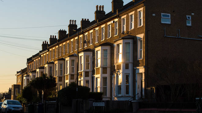Labour said tenants pay more than £10 billion a year in rent to landlords letting out sub-standard homes