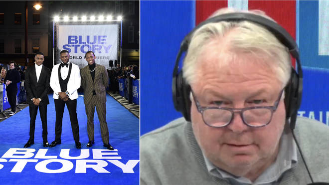Nick Ferrari had a remarkable call about Blue Story