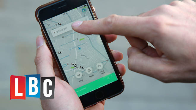 Uber refused licence to operate in London by TfL
