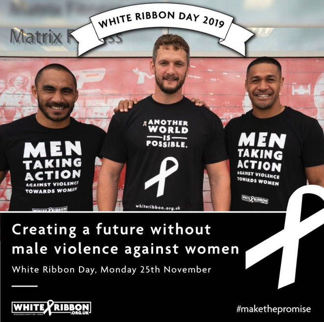 This year White Ribbon Day is focusing on engaging with young men and boys in particular.