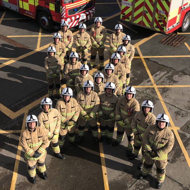 North Wales Fire and Rescue Service has been awarded White Ribbon accreditation