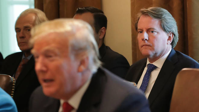 Don McGahn will be compelled to speak to Congress