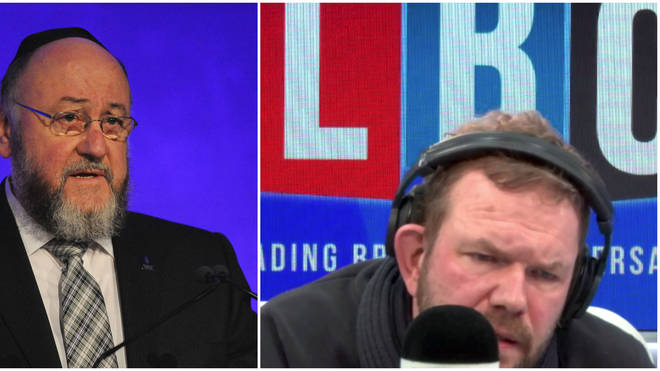 """Jewish community is crying out for help"", caller tells James O&squot;Brien"
