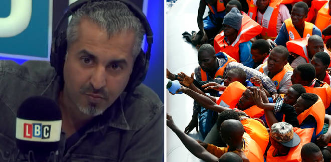 Maajid Nawaz lays down the inconvenient truths about the migrant crisis.