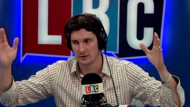 LBC Presenter Tom Swarbrick