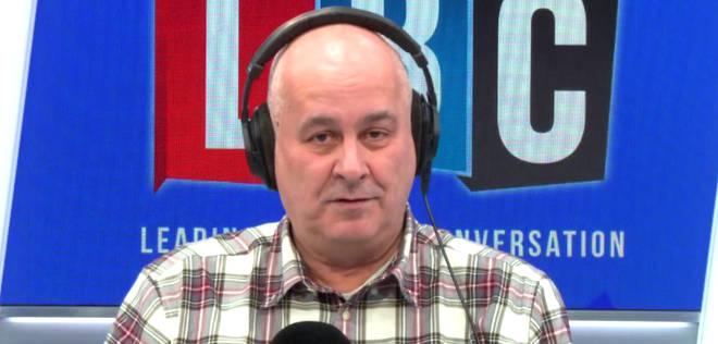 Iain Dale in the LBC studio