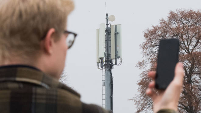 Currently just 66% of the UK has a mobile phone signal