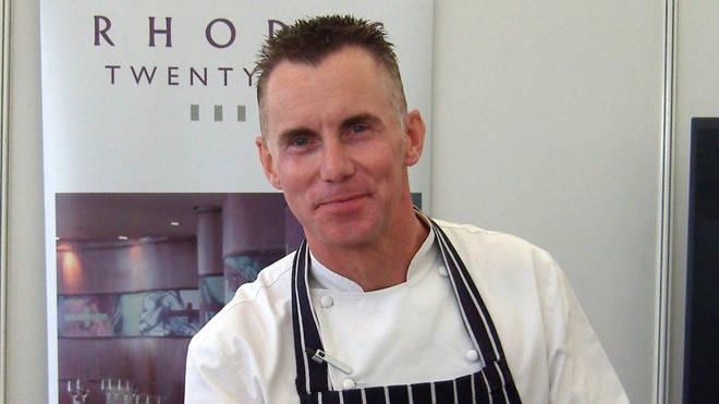 Gary Rhodes was described as a 'culinary legend'
