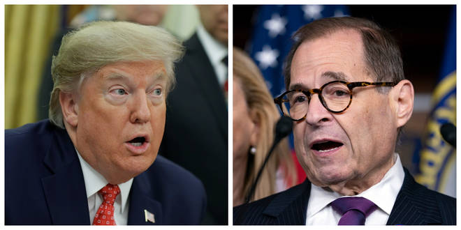 Jerrold Nadler, Democratic leader of the House Judiciary Committee, made the statement on Tuesday