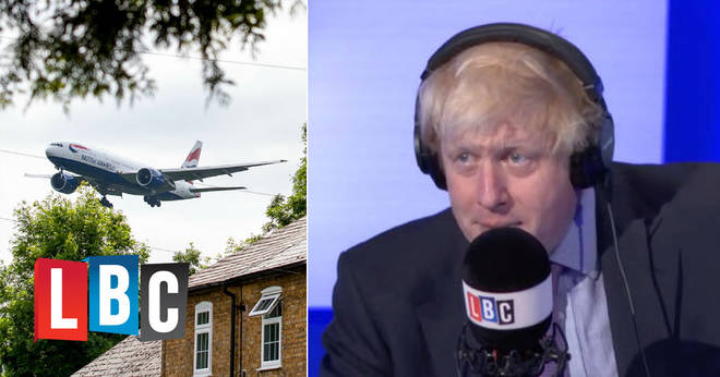 Boris Johnson is missing the Heathrow vote today
