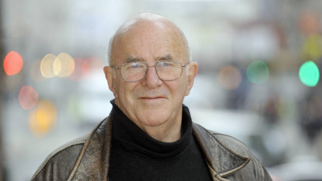 Clive James, London, Nov 2008