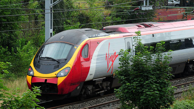 Virgin Trains used to run the West Coast Main Line