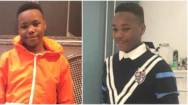 Jaden Moodie was stabbed to death when he was only 14