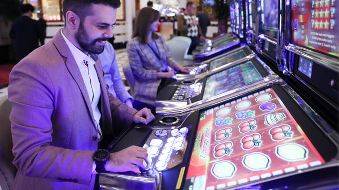The Conservatives would tackle gambling addiction