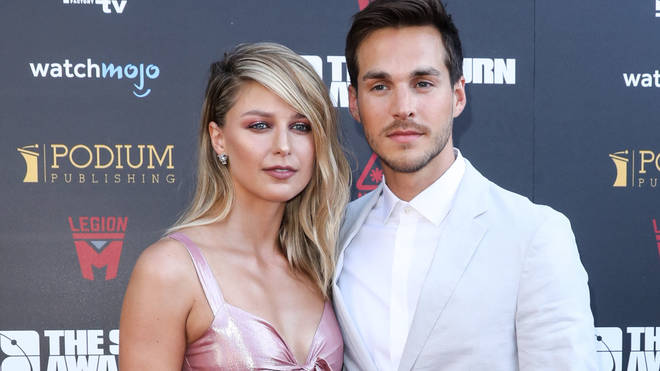 Melissa Benoist is now married to her co-star Chris Wood