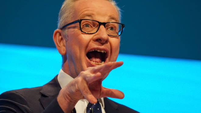 Michael Gove is not seen as an acceptable substitute for Boris Johnson