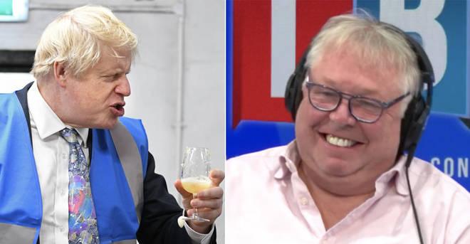 Boris Johnson cannot afford to be complacent, Nick Ferrari heard