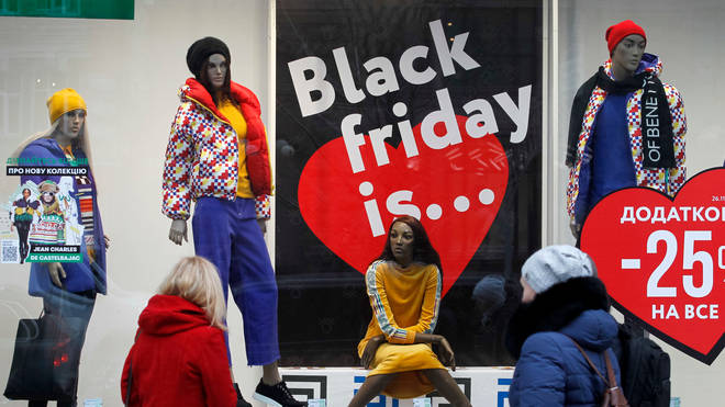 Money saving experts are warning people to spend wisely this Black Friday