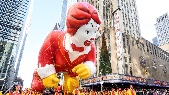 New York enjoyed the annual Thanksgiving parade