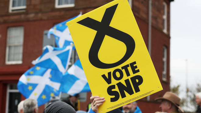 File photo: SNP candidate Neale Hanvey has been suspended