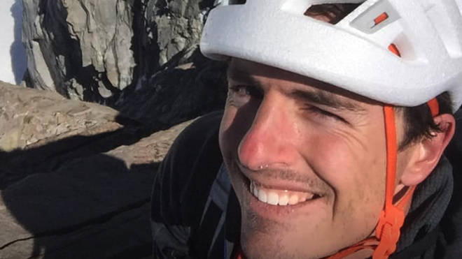 Climber Brad Gobright died in a fall on a challenging rock face in Mexico