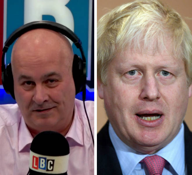 Iain Dale Boris Johnson